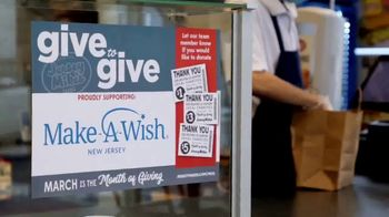 Jersey Mike's TV Spot, '10th Annual Day of Giving: All the Giving' - Thumbnail 5