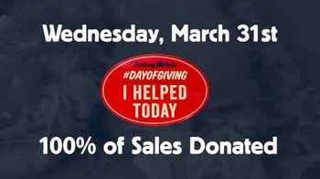 Jersey Mike's TV Spot, '10th Annual Day of Giving: All the Giving' - Thumbnail 7