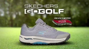 SkechersGoGolf ArchFit TV Spot, 'Tee It Up' - Thumbnail 8