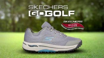 SkechersGoGolf ArchFit TV Spot, 'Tee It Up' - Thumbnail 8