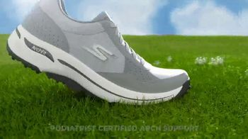 SkechersGoGolf ArchFit TV Spot, 'Tee It Up' - Thumbnail 3