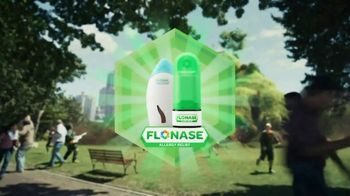 Flonase TV Spot, 'Allergies Don't Have to Be Scary' - Thumbnail 1