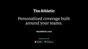 The Athletic Media Company TV Spot, 'Personalized Coverage' - Thumbnail 9