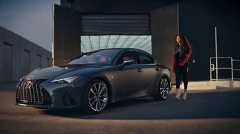 2021 Lexus IS TV Spot, 'Style' Featuring Mj Rodriguez [T1]