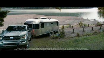2021 Ford F-150 Hybrid TV Spot, 'Clues' [T1]