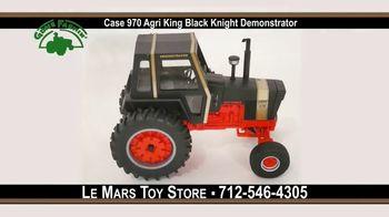 Le Mars Toy Store TV Spot, '2021 Gone Farmin' Spring Classic Commemorative Tractor'