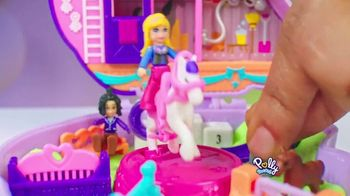 Polly Pocket Jumpin' Style Pony Compact TV Spot, 'All Tens All Day' - Thumbnail 7