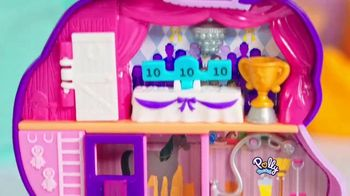 Polly Pocket Jumpin' Style Pony Compact TV Spot, 'All Tens All Day' - Thumbnail 8