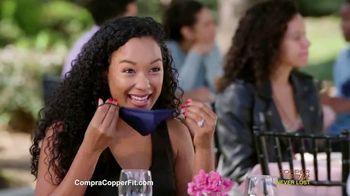 Copper Fit Never Lost Face Mask TV Spot, 'Dónde está su máscara' [Spanish]