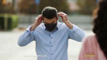 Copper Fit Never Lost Face Mask TV Spot, 'Dónde está su máscara' [Spanish] - Thumbnail 5
