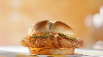McDonald's Spicy Crispy Chicken Sandwich TV Spot, 'Spicy' - Thumbnail 7