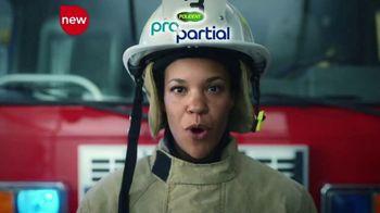Polident ProPartial TV Spot, 'Firefighter'