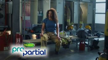 Polident ProPartial TV Spot, 'Firefighter' - Thumbnail 1