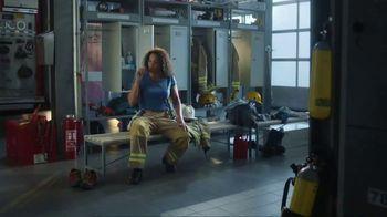 Polident ProPartial TV Spot, 'Firefighter' - Thumbnail 3