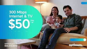 Optimum TV Spot, 'Best Offer Ever: Free Installation and Visa Prepaid Card' - Thumbnail 7