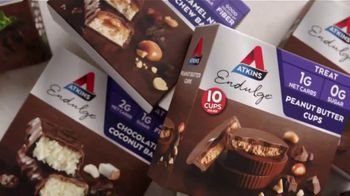 Atkins Endulge Treats TV Spot, 'Candy Drawer' Featuring Rob Lowe - Thumbnail 4