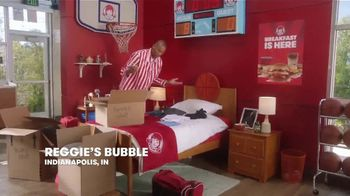 Wendy's TV Spot, 'Move-In: March Madness' Featuring Reggie Miller - Thumbnail 2