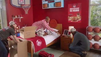 Wendy's TV Spot, 'Move-In: March Madness' Featuring Reggie Miller - Thumbnail 3