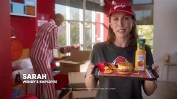 Wendy's TV Spot, 'Move-In: March Madness' Featuring Reggie Miller - Thumbnail 4