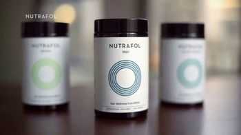 Nutrafol TV Spot, 'Giorgos: Side Effects' - Thumbnail 6