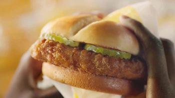 McDonald's Crispy Chicken Sandwiches TV Spot, 'Potato Bun' - Thumbnail 2