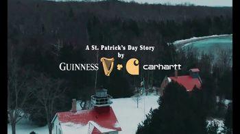 Guinness TV Spot, 'Carhartt: A St. Patrick's Day Story' - Thumbnail 1
