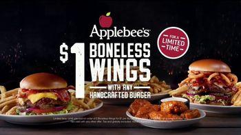 Applebee's Boneless Wings TV Spot, 'A Little Bit of Chicken Fried' Song by Zac Brown Band - Thumbnail 9