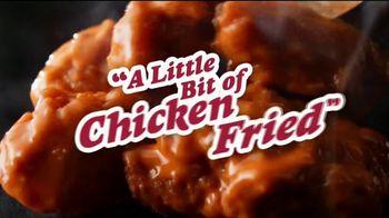 Applebee's Boneless Wings TV Spot, 'A Little Bit of Chicken Fried' Song by Zac Brown Band - Thumbnail 2