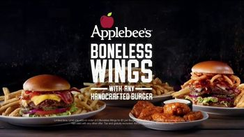 Applebee's Boneless Wings TV Spot, 'A Little Bit of Chicken Fried' Song by Zac Brown Band - Thumbnail 8