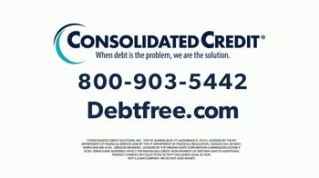 Consolidated Credit Counseling Services TV Spot, 'Challenging Times: Lower Rates' - Thumbnail 7