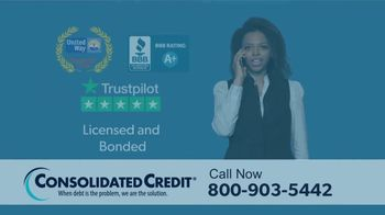 Consolidated Credit Counseling Services TV Spot, 'Challenging Times: Lower Rates' - Thumbnail 4