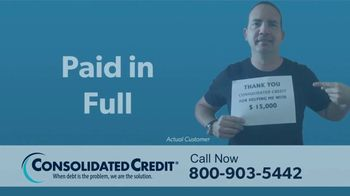 Consolidated Credit Counseling Services TV Spot, 'Challenging Times: Lower Rates' - Thumbnail 5
