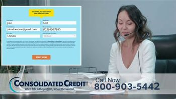 Consolidated Credit Counseling Services TV Spot, 'Challenging Times: Lower Rates' - Thumbnail 6