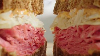Arby's Reuben TV Spot, 'Got It' Song by YOGI - 4 commercial airings