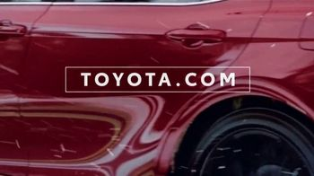 2021 Toyota Camry TV Spot, 'Dear All-Wheel Drive' [T2] - Thumbnail 9