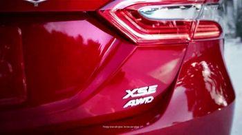 2021 Toyota Camry TV Spot, 'Dear All-Wheel Drive' [T2] - Thumbnail 2