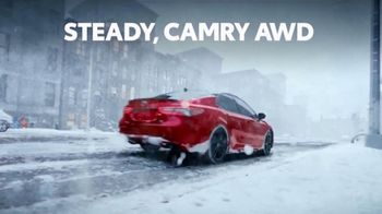2021 Toyota Camry TV Spot, 'Dear All-Wheel Drive' [T2] - Thumbnail 7