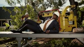Three Insurance TV Spot, 'Tree Removal' Featuring Lance Reddick