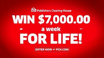 Publishers Clearing House TV Spot, 'Change Your Life: $7,000 a Week' Featuring Brad Paisley - Thumbnail 4