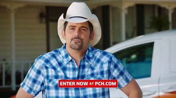 Publishers Clearing House TV Spot, 'Change Your Life: $7,000 a Week' Featuring Brad Paisley - Thumbnail 6
