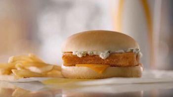 McDonald's Filet-O-Fish TV Spot, 'Half Empty, Half Full: Two for $5' - Thumbnail 2