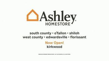 Ashley HomeStore TV Spot, 'Kirkwood Grand Opening: 20% Glideaway Adjustable Bases' - Thumbnail 7