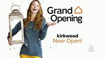 Ashley HomeStore TV Spot, 'Kirkwood Grand Opening: 20% Glideaway Adjustable Bases' - Thumbnail 2
