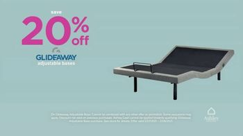 Ashley HomeStore TV Spot, 'Kirkwood Grand Opening: 20% Glideaway Adjustable Bases' - Thumbnail 4