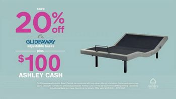 Ashley HomeStore TV Spot, 'Kirkwood Grand Opening: 20% Glideaway Adjustable Bases' - Thumbnail 5