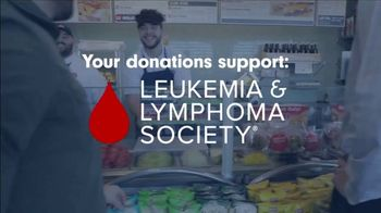 Jersey Mike's TV Spot, 'Day of Giving: Leukemia and Lymphoma Society' - Thumbnail 3