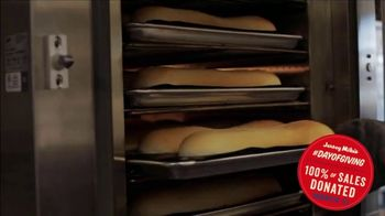 Jersey Mike's TV Spot, 'Day of Giving: Leukemia and Lymphoma Society' - Thumbnail 5