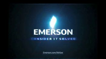 Emerson Electric Co. TV Spot, 'We See: Cleaner Energy' - Thumbnail 9