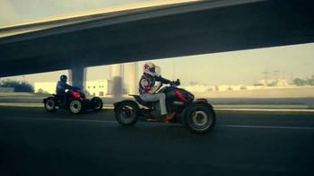Can-Am TV Spot, 'The Outliers' Featuring SAINt JHN, Joan Jett - Thumbnail 5