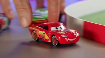 Disney Pixar Cars Diecast Collection TV Spot, 'Team Lightning McQueen'